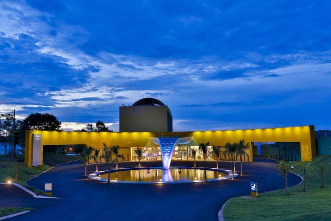 马布恩特尔鲁迪乌伊瓜公约酒店 - 伊瓜苏 - 建筑
