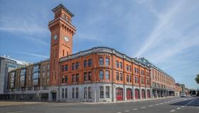 三一城市酒店 - 都柏林 - 建筑