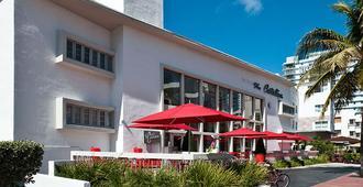 卡塔利娜和海滩俱乐部酒店 - 迈阿密海滩 - 建筑