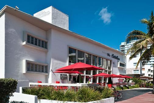 卡塔利娜酒店与海滩俱乐部 - 迈阿密海滩 - 建筑