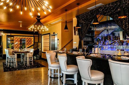 卡塔利娜酒店与海滩俱乐部 - 迈阿密海滩 - 酒吧