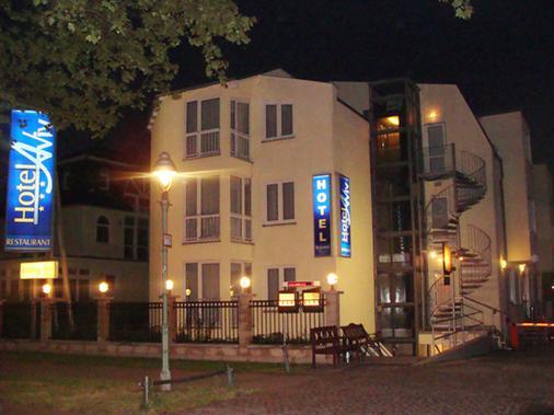 柏林弗鲁格哈芬艾维酒店 - 柏林 - 建筑