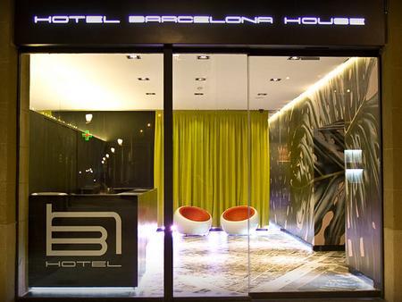 巴塞罗那之屋酒店 - 巴塞罗那 - 柜台