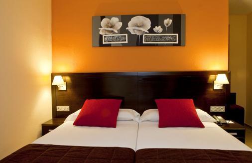 伊萨卡福恩吉罗拉酒店 - 福恩吉罗拉 - 睡房