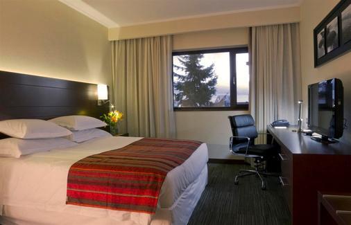 蒙特港曼可胡酒店 - 蒙特港 - 睡房