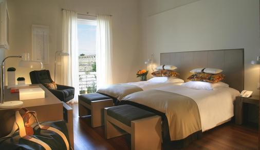 马尔德尔阿克度托酒店 - 埃武拉 - 睡房
