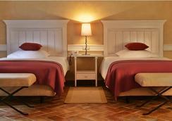 Ar城墙酒店 - 埃武拉 - 睡房