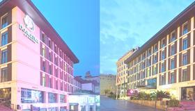伊斯坦布尔老城区希尔顿逸林酒店 - 伊斯坦布尔 - 建筑