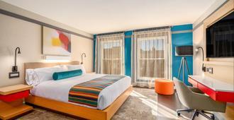世纪城智选假日酒店 - 洛杉矶 - 睡房