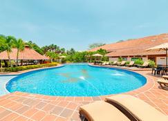 拉波特拉普拉丝乡村 MS 酒店 - 比亚维森西奥 - 游泳池