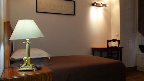 萨尔维酒店 - 勒瓦卢瓦-佩雷 - 睡房