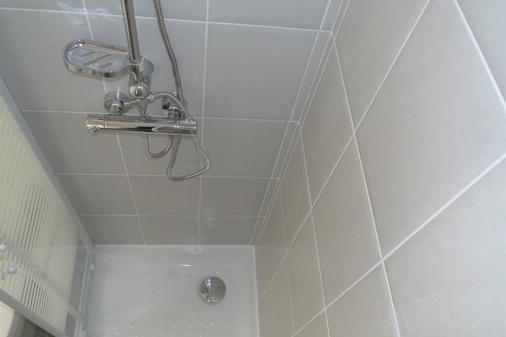 萨尔维酒店 - 勒瓦卢瓦-佩雷 - 浴室