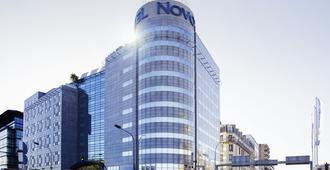 巴黎奥尔良门诺富特酒店 - 巴黎 - 建筑