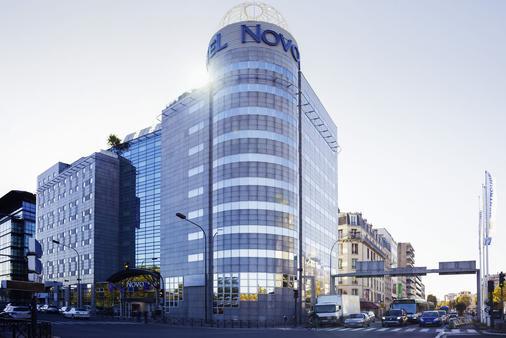 诺富特波特奥林斯 14 号酒店 - 巴黎 - 建筑