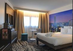 巴黎诺富特奥尔良门14酒店 - 巴黎 - 睡房