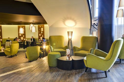 巴黎诺富特奥尔良门14酒店 - 巴黎 - 休息厅