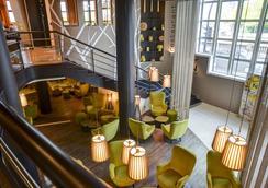 巴黎诺富特奥尔良门14酒店 - 巴黎 - 大厅