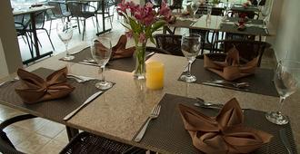 莫拉达达斯阿瓜酒店 - 卡达斯诺瓦斯 - 餐馆