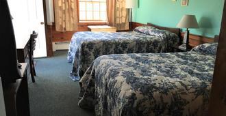 巴斯河汽车旅馆 - 南雅茅斯 - 睡房