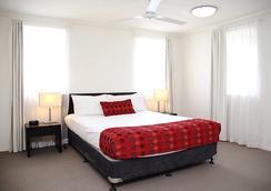 贝斯特韦斯特凯恩斯中央公寓 - 凯恩斯 - 睡房
