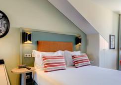 维茨巴夏酒店 - 里斯本 - 睡房