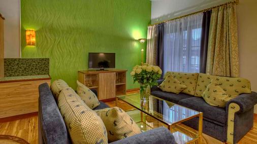 国王花园度假酒店**** S - 上施陶芬 - 客厅