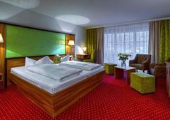 国王花园度假酒店**** S - 上施陶芬 - 睡房