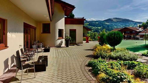 国王花园度假酒店**** S - 上施陶芬 - 户外景观