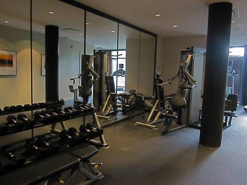 黑岩海滨度假酒店 - 尤克卢利特 - 健身房