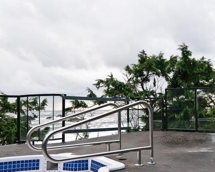 黑岩海滨度假酒店 - 尤克卢利特 - 户外景观