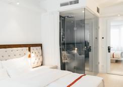 红宝石里希维也纳酒店 - 维也纳 - 睡房
