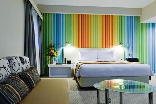 伊耐尔酒店 - 新加坡 - 睡房