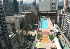 恒丰酒店 - 香港 - 露天屋顶