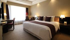恒丰酒店 - 香港 - 睡房
