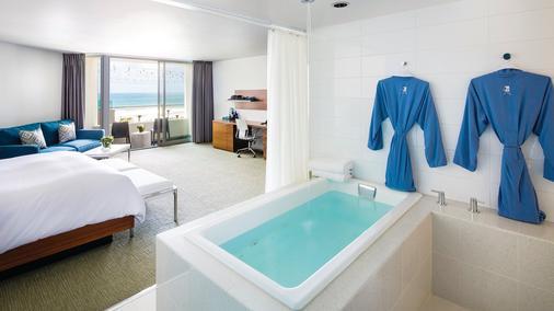塔23酒店 - 圣地亚哥 - 浴室