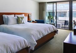 塔23酒店 - 圣地亚哥 - 睡房