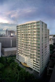 莎玛素坤逸服务式公寓酒店 - 曼谷 - 户外景观