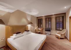 anna hotel - 慕尼黑 - 睡房