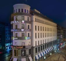 慕尼黑安娜酒店