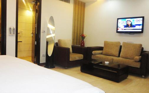 丹尼斯酒店 - 新德里 - 客厅