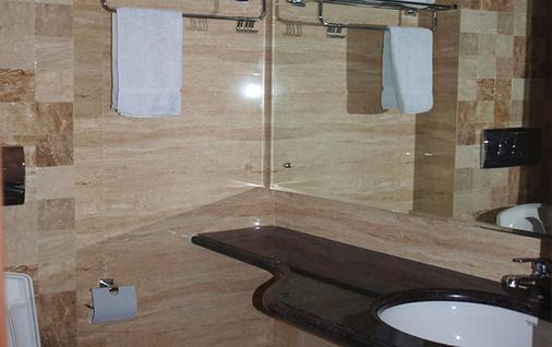 丹尼斯酒店 - 新德里 - 浴室