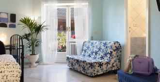 奥蕾丽雅429舒适城镇酒店 - 罗马 - 睡房