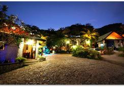 布姆兰乡村度假酒店 - 卡伦海滩 - 户外景观