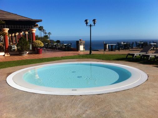 老鹰酒店 - 拉克鲁斯 - 游泳池