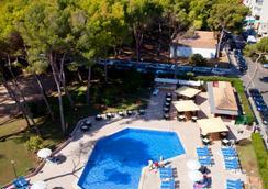 Hotel Pabisa Sofia - 马略卡岛帕尔马 - 户外景观