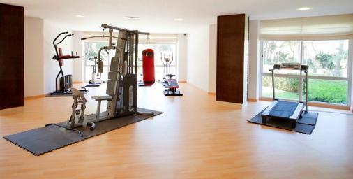 帕比萨索非亚酒店 - 马略卡岛帕尔马 - 健身房