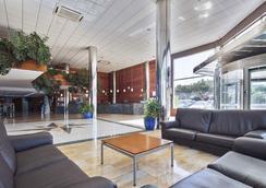 热带绿洲最佳酒店 - Mojacar - 大厅