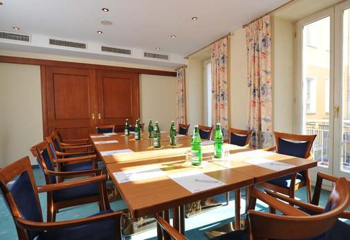 柏林bb酒店 - 柏林 - 会议室