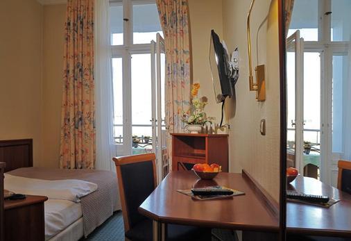 柏林bb酒店 - 柏林 - 客厅