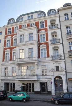 柏林bb酒店 - 柏林 - 建筑